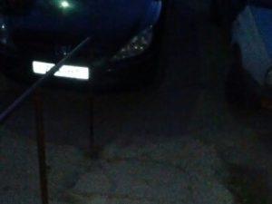 На улице Попова в Смоленске появились «автохамы»