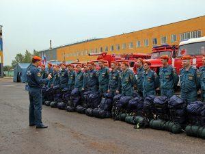 Смоленские спасатели готовятся ликвидировать возможные аварии на объектах ЖКХ