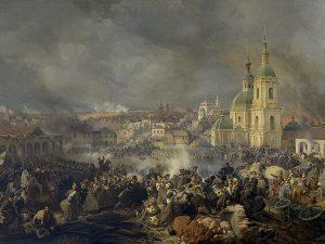 В Вяземском районе проведут военно-исторический фестиваль