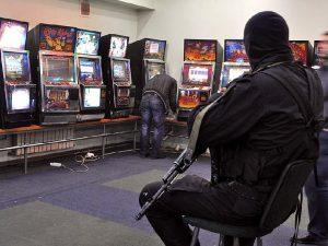 В Смоленской области полиция закрыла казино