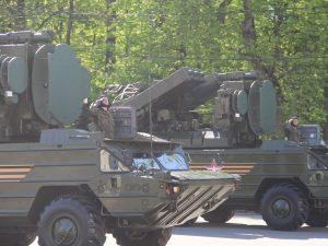В Смоленске на День города проедут танки