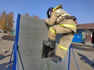В Смоленской области ищут лучшего пожарного