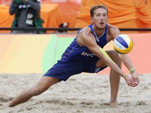 Смолянин выиграл этап мирового тура по пляжному волейболу