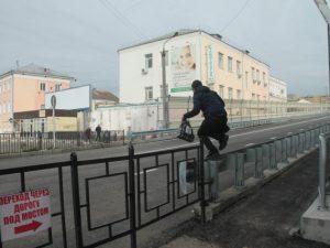Пешеходный переход на Беляевском перенесли окончательно