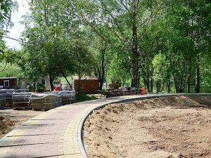 Парк «Соловьиная роща» пока не принят