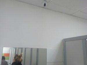 Смоляне возмущены наличием камеры видеонаблюдения в общественном туалете торгового центра