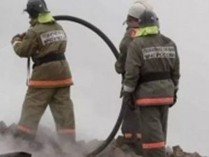 Мужчина заживо сгорел на даче в Десногорске