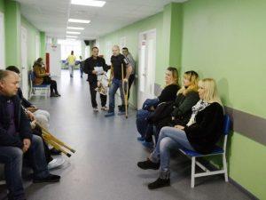 Травмпункту на базе «Красного креста» в Смоленске не хватает кадров