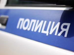 В Рославле транспортные полицейские раскрыли кражу