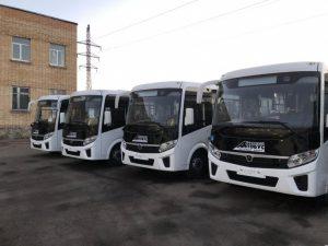 Стало известно, на какой маршрут отправят новые автобусы в Смоленске