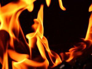 Пожилой мужчина заживо сгорел на пожаре в деревне Козловка