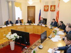 В областной администрации обсудили вопросы по противодействию коррупции
