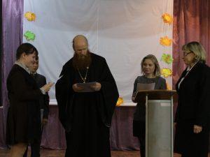 В Сафонове состоялись Общешкольные Рождественские чтения