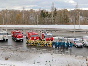 В Смоленской области с 29 декабря спасатели перейдут в режим «Повышенной готовности»