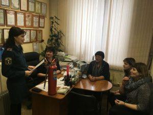 В Смоленской области готовятся безопасно провести новогодние праздники