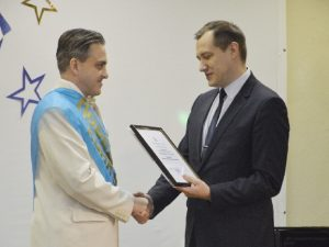В Смоленске подвели итоги конкурса «Преподаватель года»