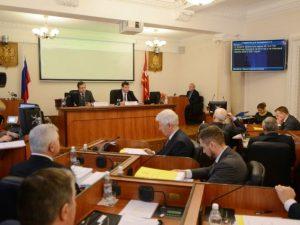 Депутаты Смоленской областной Думы приняли бюджет на 2019 год