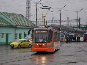 Трамвай № 4 в Смоленске будет заезжать на железнодорожный вокзал