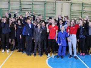 Смоленские активисты Народного фронта присоединились к акции ОНФ «Зарядка с чемпионом»