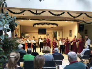 Юные музыканты из Смоленска с большим успехом выступили в городах Польши