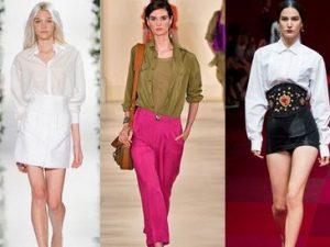 Оригинальные фасоны блузок. Какие выбрать, чтобы затмить всех?
