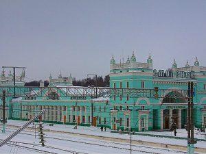 В Смоленске судебные приставы устроили рейд на ж/д вокзале