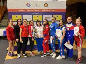 Смоленская студентка выиграла Кубок мира по самбо