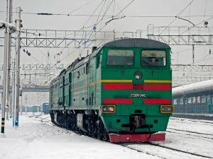 В Смоленске железнодорожники похищали топливо с тепловозов
