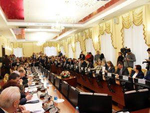 В Смоленске запускают процедуру по избранию нового мэра