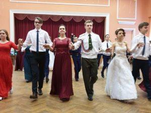 Юнармейцы из Смоленской области провели бал