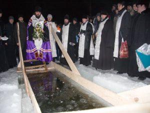 На территории региона определены места Крещенских купаний
