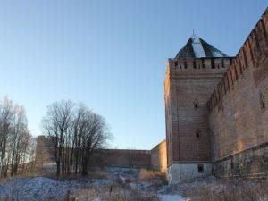 Смоленск признали самым холмистым городом России