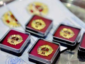 Почти три тысячи смолян получили золотой знак ГТО