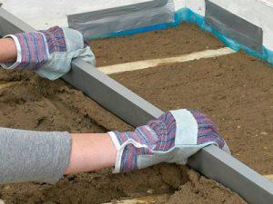 Методы армирования бетонной и цементно-песчаной стяжки