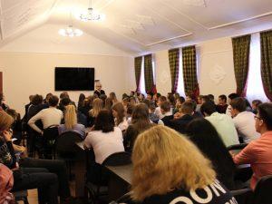Смоленские и белорусские учащиеся приняли участие в конференции в Подмосковье