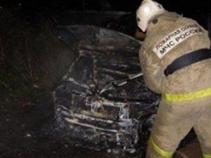 В селе Алтуховка произошел пожар
