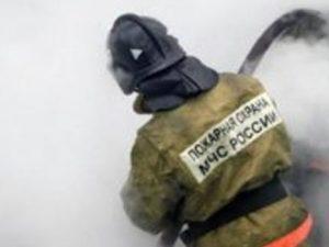 Пожар на улице 8 Марта в Смоленске: погиб мужчина