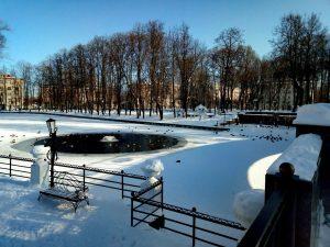В понедельник в Смоленске ожидается шквалистый ветер