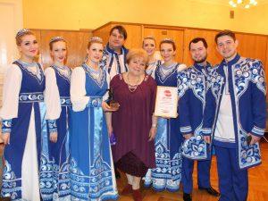Смоленский ансамбль песни «Русская душа» получил специальный приз Международного фестиваля «Красная гвоздика»