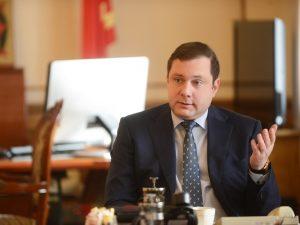 Алексей Островский вошел в число самых цитируемых российских губернаторов-блогеров