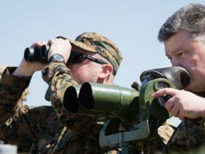 Недалеко от границ Смоленской области. Порошенко описал, как Россия готовится к войне с Украиной