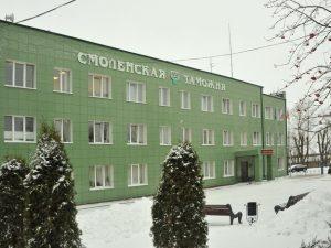 Смоленская таможня в январе 2019 года увеличила поступления в бюджет на 21,6%
