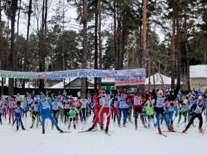 Как смолянам бесплатно добраться на «Лыжню России»