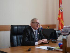 Брифинг заместителя Губернатора Смоленской области Николая Кузнецова