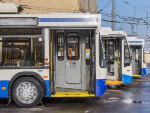 В Смоленске появятся столичные троллейбусы