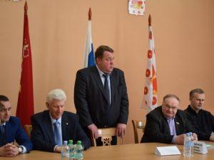 Борис Петифоров избран главой Духовщинского района