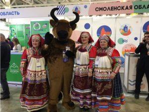 Смоленские туристские продукты представлены в Москве