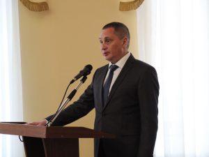 Андрей Борисов официально вступил в должность главы Смоленска