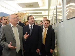В Госдуме открылась выставка «Регион больших возможностей: инвестиционно-производственный потенциал Смоленской области»