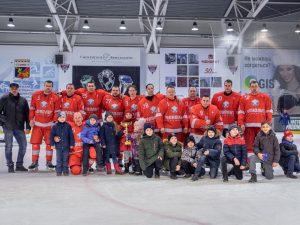 Хоккейный клуб «Монолит» стал чемпионом города Смоленска